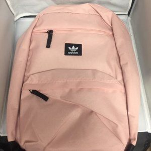 NWOT adidas backpack pink color #BagA